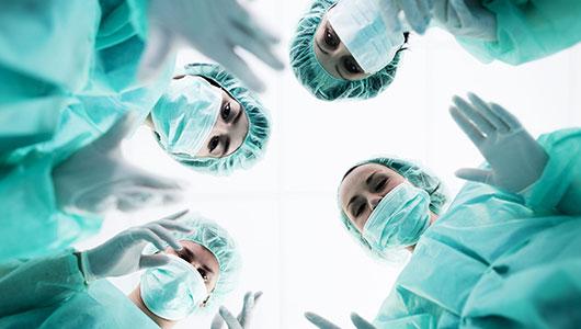 فروش پارچه یکبار مصرف بیمارستانی